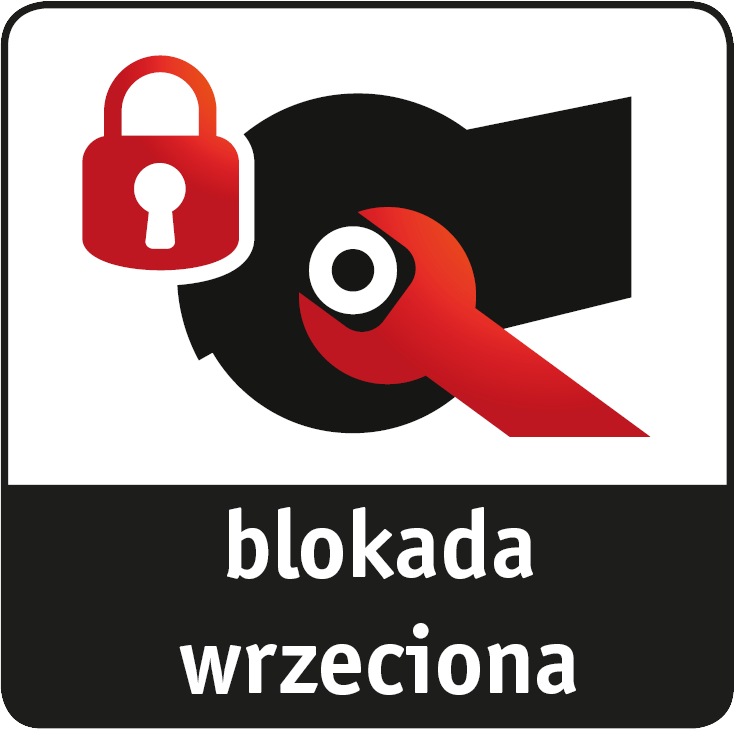 Szlifierka kątowa FLEX L 810 125 mm